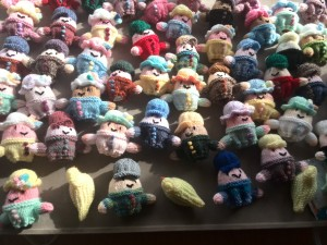 Easter Egg Treasure Hunt cosies
